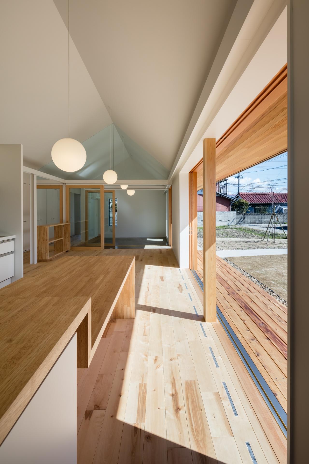 犬山の住宅 家具 ダイニングテーブル