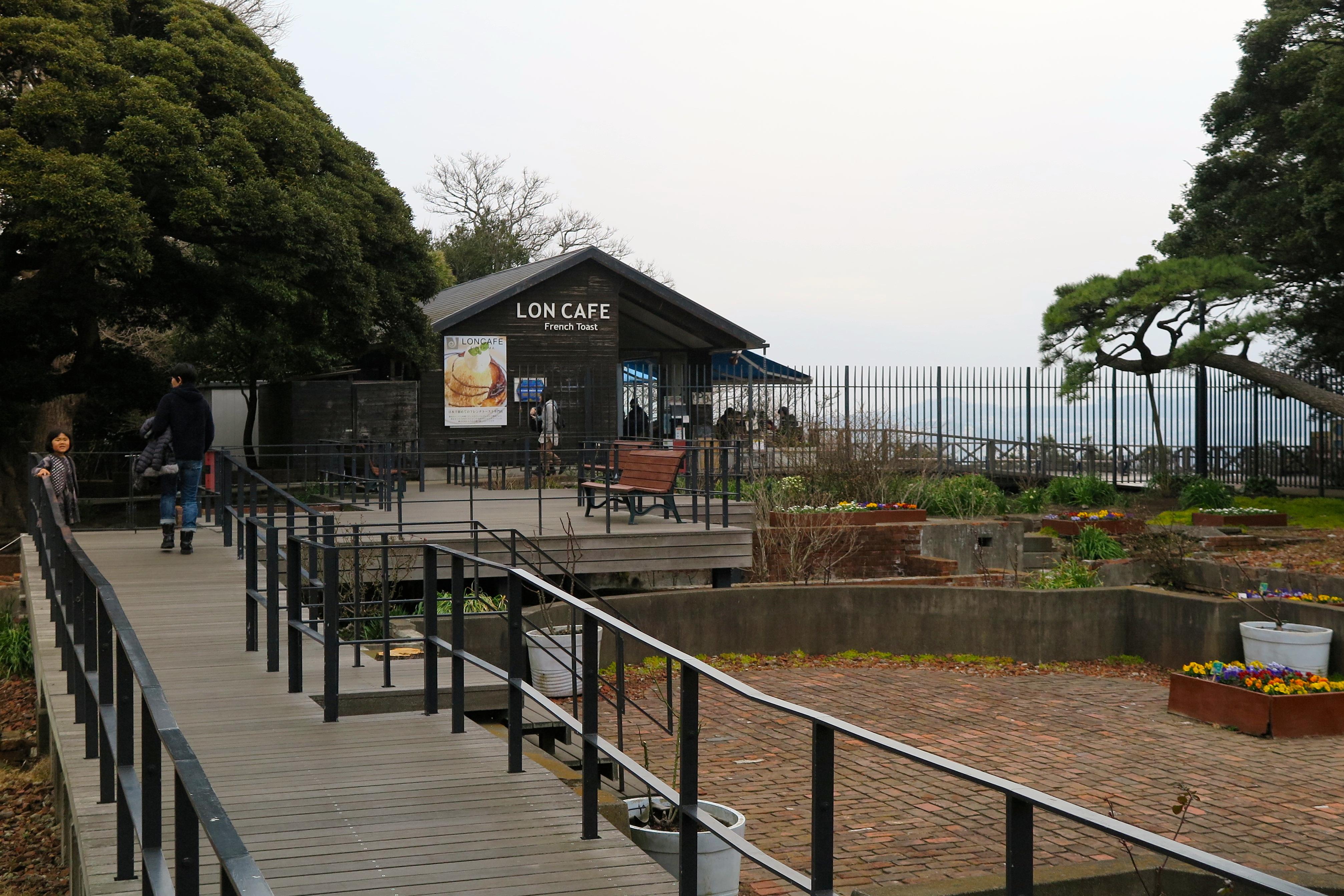 江ノ島 LONCAFE