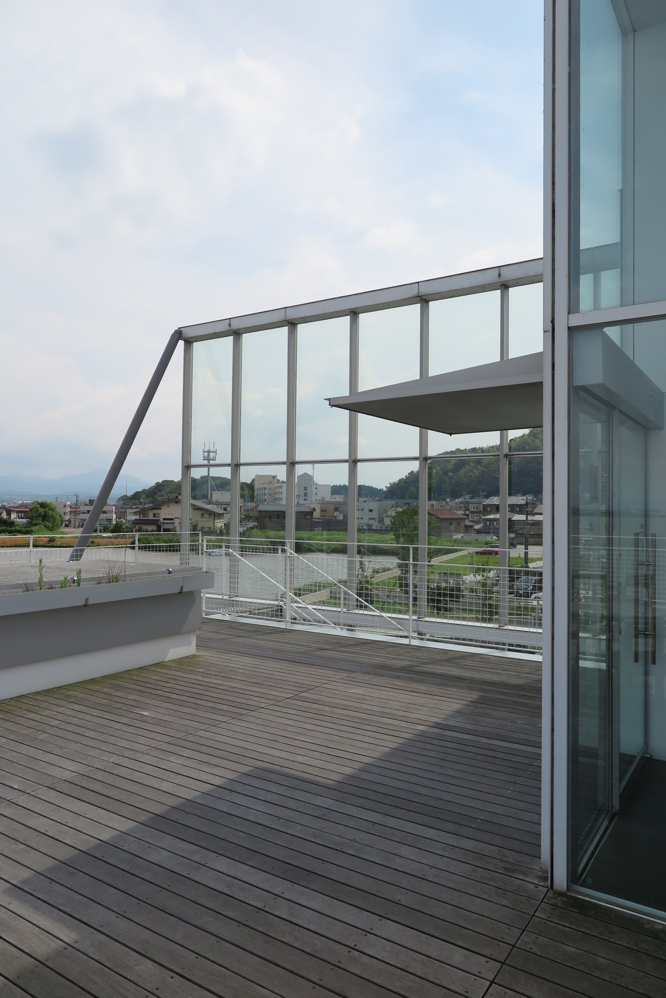加賀片山津温泉総湯 2Fテラス