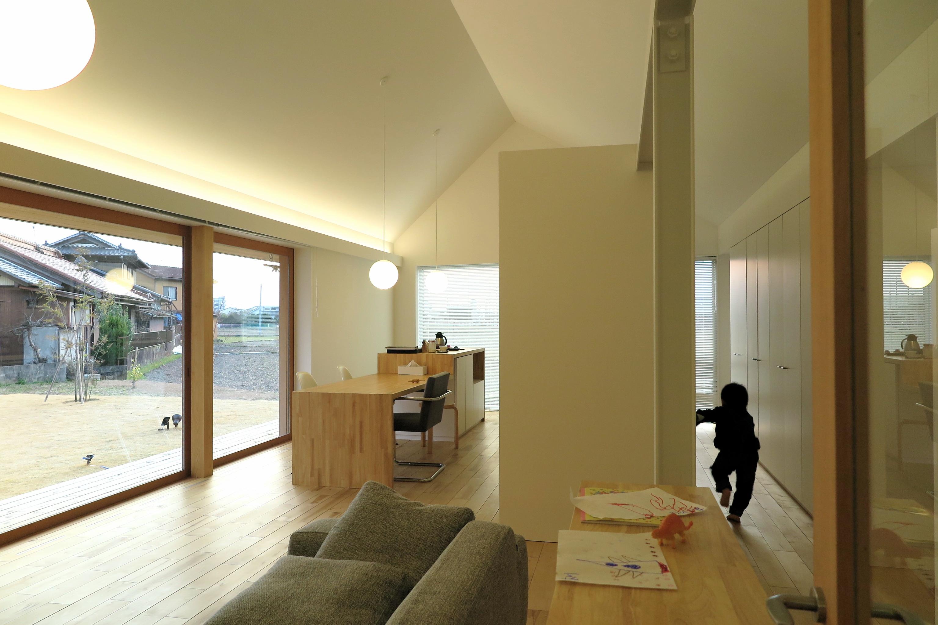 犬山の住宅